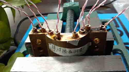 166mm)及更细的螺柱的焊接. 工作循环 依靠能量设定,每分钟5-10次.